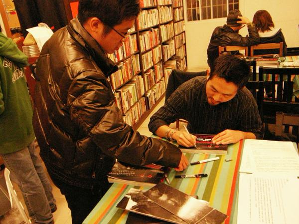 2009.12.05@小小書房.2
