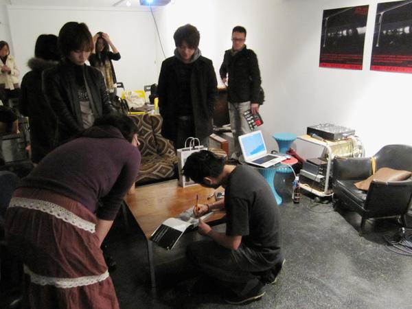 2009.12.20 @ 學校咖啡.12