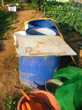 廚餘發酵桶