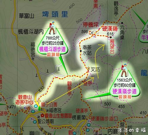 觀音山地圖1020403