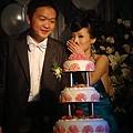 我的婚禮蛋糕
