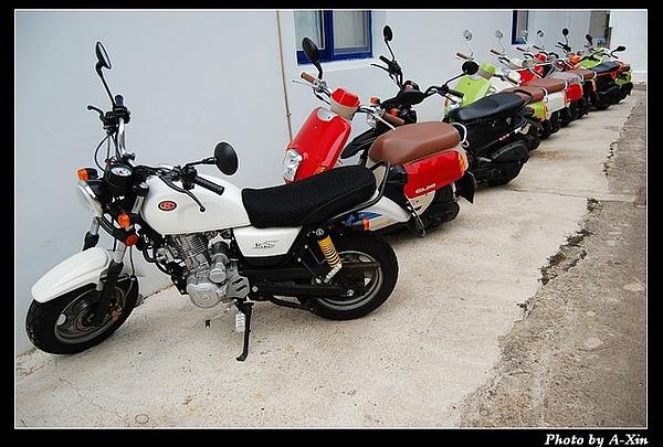 祕境旁的摩托車2