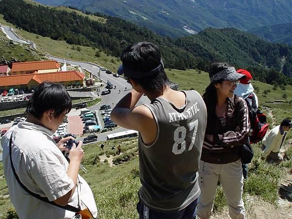 爬東峰07