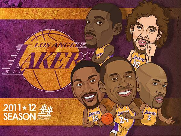 Laker wallpaper_1152x864
