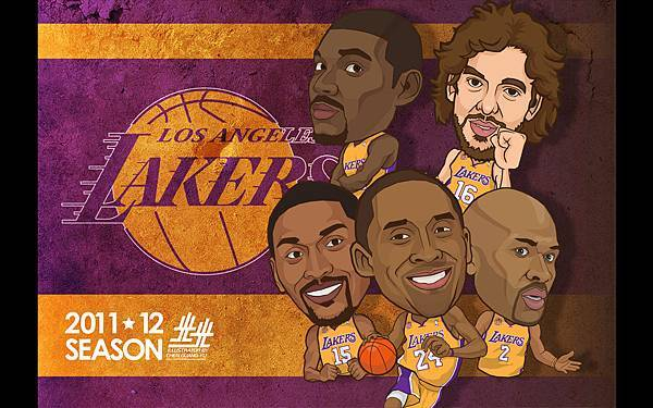 Laker wallpaper_1280x800