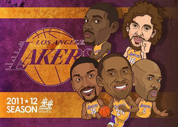 Laker wallpaper_1680x1200