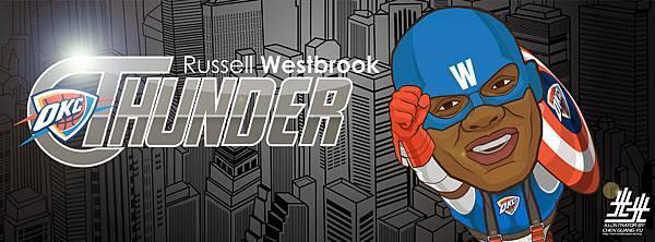 復仇者聯盟_Russell Westbrook