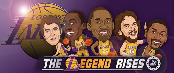 The Legend Rises-banner
