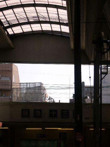 阪急十三站....jpg