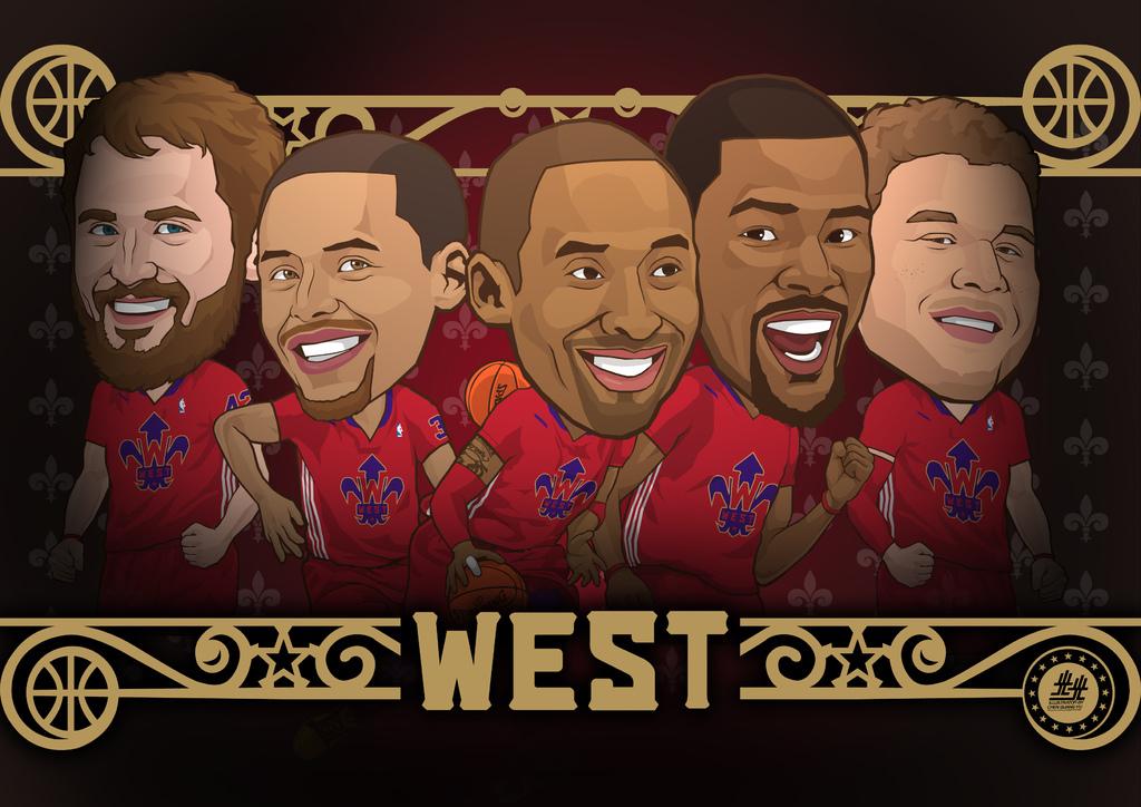 西區明星隊