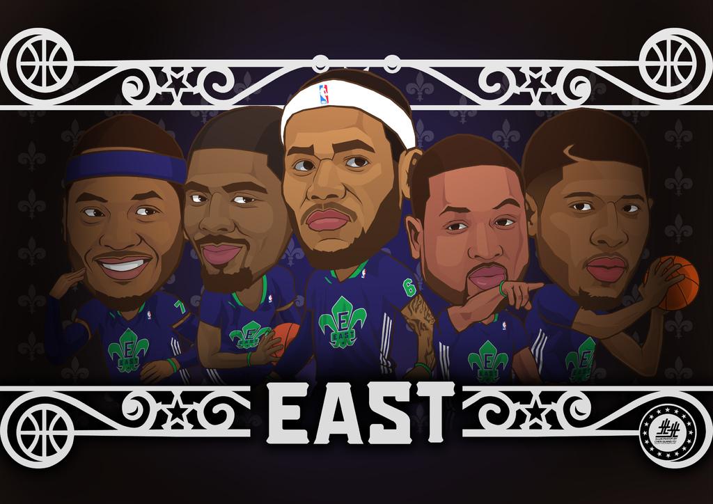 東區明星隊