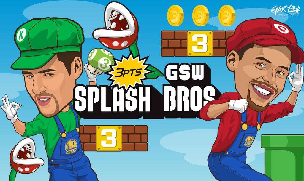 浪花兄弟 Splash brother