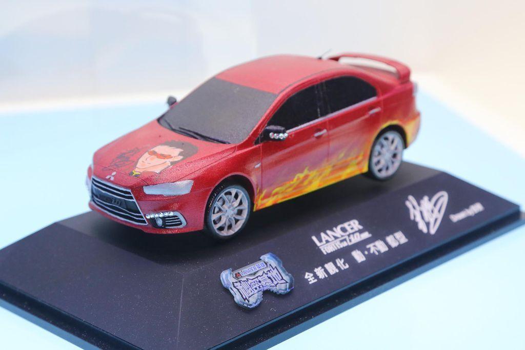 3D列印車-紅1