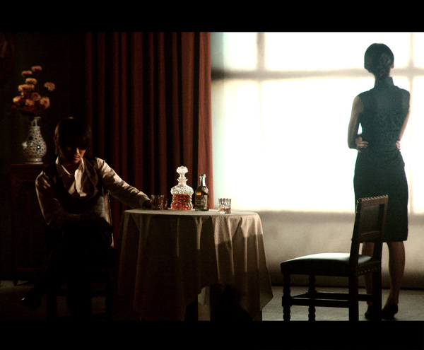 「無辜」MV側拍照