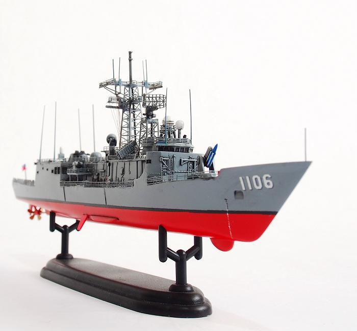 ROC NAVY PFG-1106 / 成功級-岳飛艦