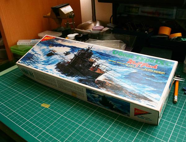 U-Boat IX-C-Process_01.JPG