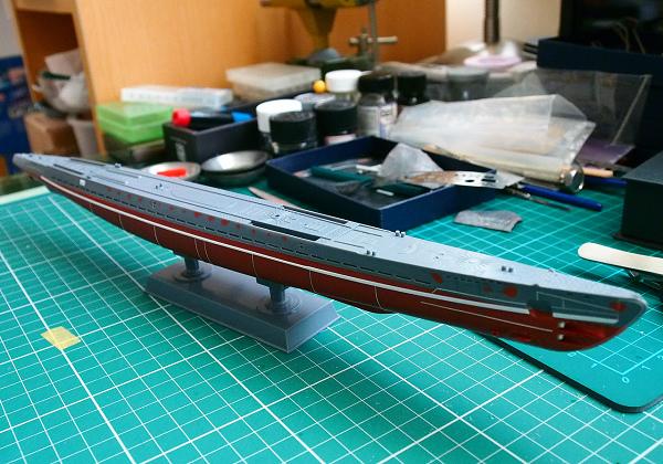 U-Boat IX-C-Process_03.JPG