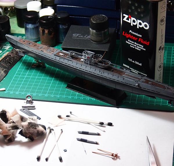 U-Boat IX-C-Process_16.JPG