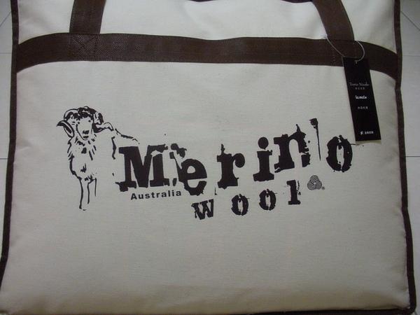 990123澳洲美麗諾羊毛被2.JPG
