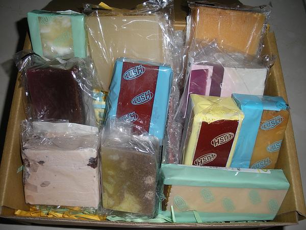 Lush香氛皂