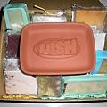 Lush皂盤