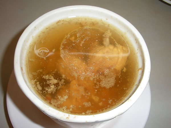 清燉雞肉湯