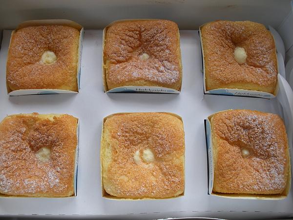 北海道奶昔蛋糕