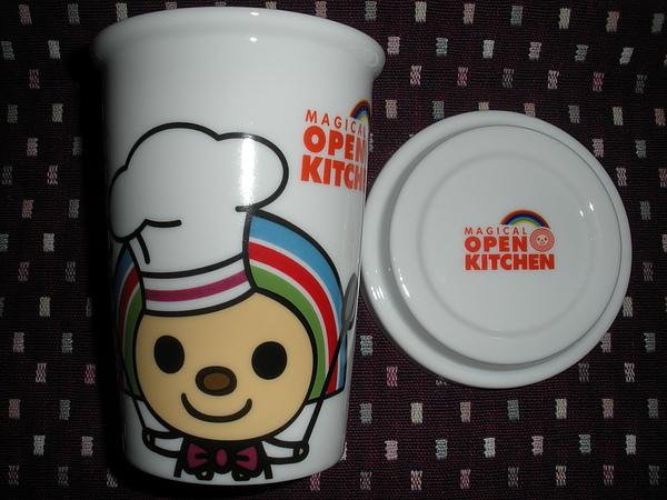 open小將雙層隔熱咖啡杯