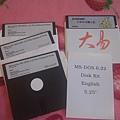 MS-DOS 6.22的floppy