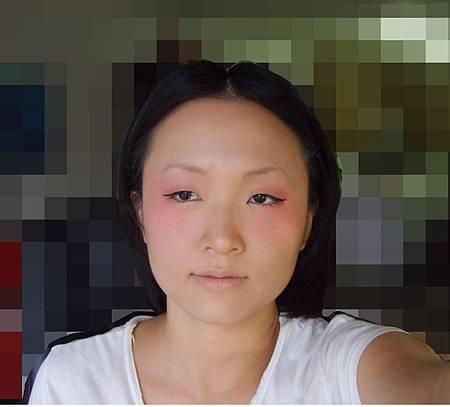睫毛膏全臉2
