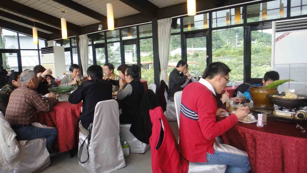 宜蘭旅遊玻璃屋餐廳