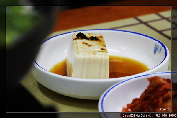 小菜...豆腐~ (不有這餐有耶..)