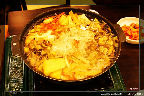 中餐...魷魚鍋...