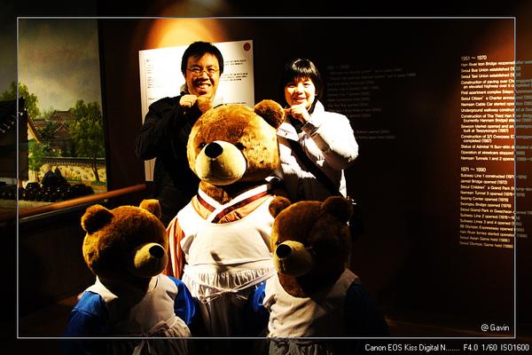熊熊合照~