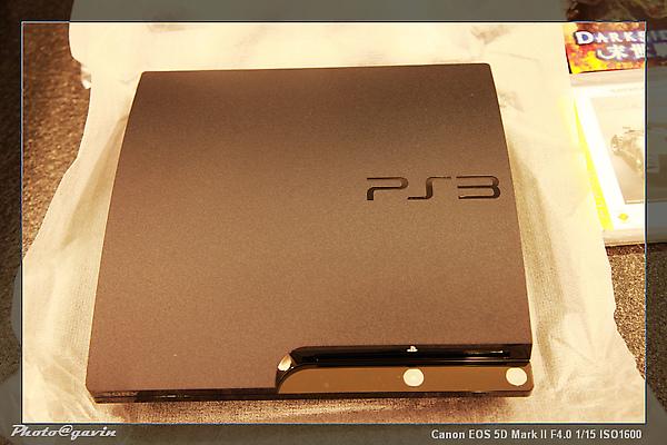PS3_主機現身!!