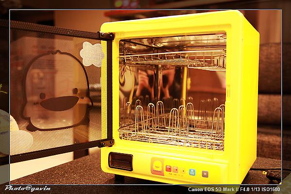 黃色小鴨紫外線消毒鍋