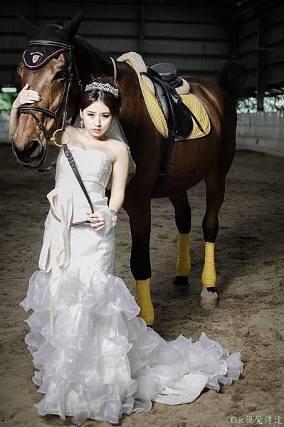 自助婚紗-Issie-9206