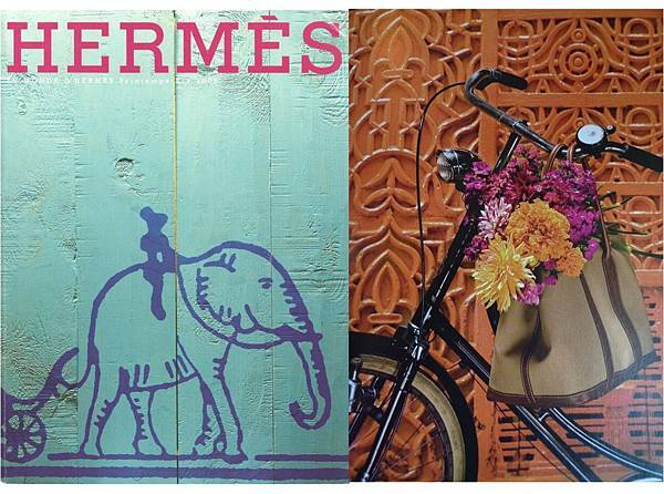 HERMES X GAZELLE