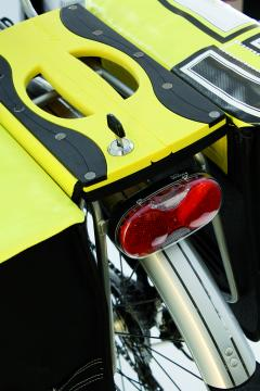 Fast Rider FLQC + EVAlution, Hesling Products B.V.