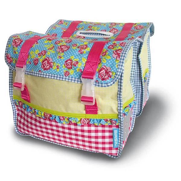 jasmin rosa double bag