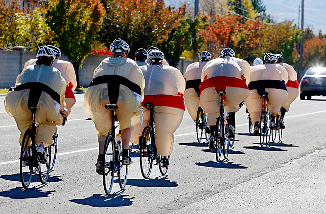 sumo cycle