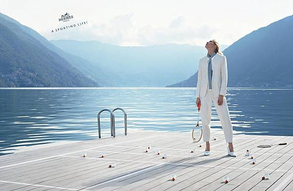 Hermes 2013 Spring campaign_1