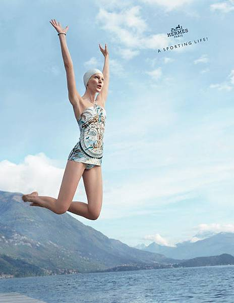 Hermes 2013 Spring campaign_6