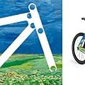 Sandwichbikes荷蘭三明治木頭自行車_梵谷美術館限量珍藏版_雷雨雲下的麥田.jpg