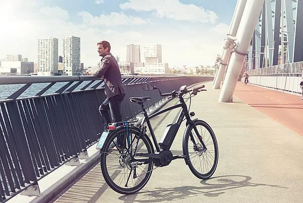 gazelle E-bike 2016