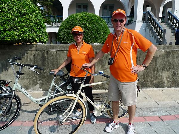 荷蘭代表傅康Hans Fortuin與夫人