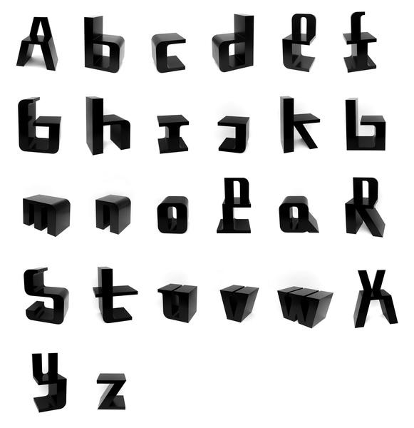 ABChairs, Roeland Otten