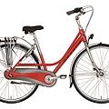 Paris Pure Dames T3 Tomato red schaduw zilver  淑女款 3-speeds