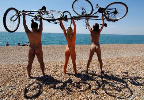 Bikes-Overhead-World-Naked-Bike-Ride