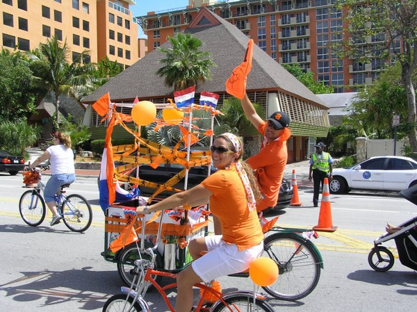 Miami單車日